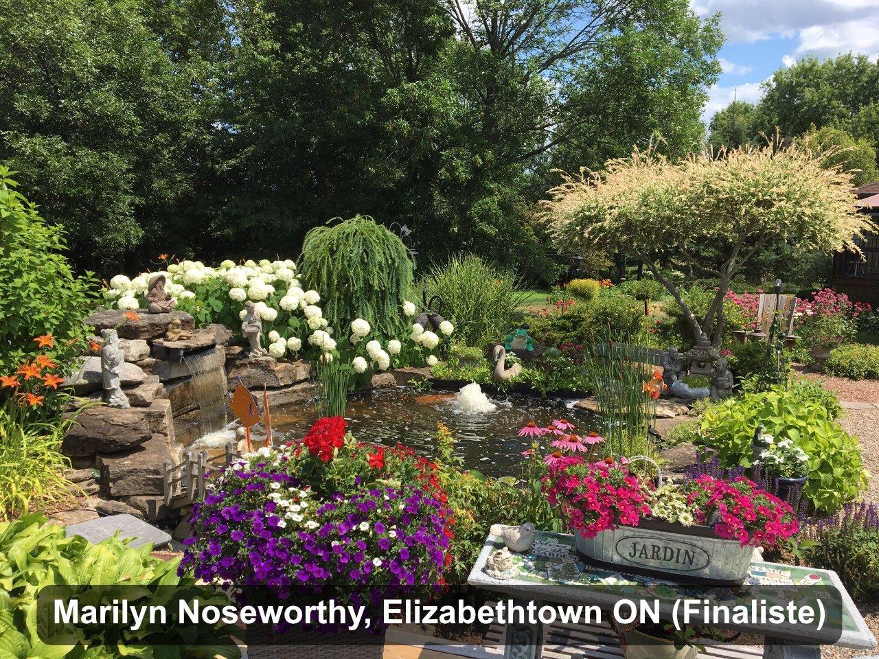 Finalist - Marilyn Noseworthy, Elizabethtown ON